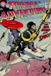 Strange adventures (1950) -99- The Big Jump Into Space!