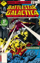 Battlestar Galactica (1979) -1- Annihilation!