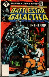 Battlestar Galactica (1979) -3- Deathtrap!