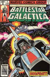 Battlestar Galactica (1979) -4- Dogfight!