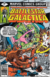 Battlestar Galactica (1979) -7- All Things Past and Present!