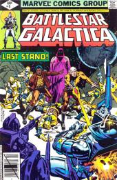 Battlestar Galactica (1979) -8- Last Stand!