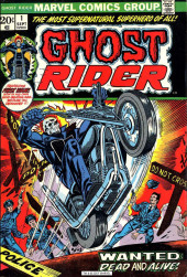 Ghost Rider Vol.2 (Marvel comics - 1973) -1- Wanted: Dead or Alive!