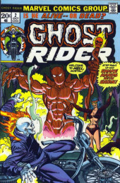 Ghost Rider Vol.2 (Marvel comics - 1973) -2- Shake Hands With Satan!