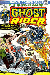 Ghost Rider Vol.2 (Marvel comics - 1973) -3- It's Hell on Wheels...
