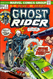Ghost Rider Vol.2 (Marvel comics - 1973) -4- Death Stalks the Demolition Derby!