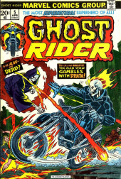 Ghost Rider Vol.2 (Marvel comics - 1973) -5- (sans titre)