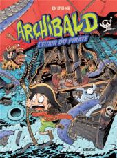 Archibald (Kim) -5- L'élixir du pirate