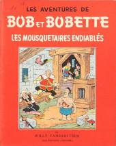 Bob et Bobette -12- Les mousquetaires endiablés