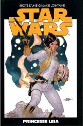Star Wars - Récits d'une galaxie lointaine -4- Princesse Leia