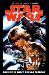 Star Wars - Récits d'une galaxie lointaine -5- Epreuve de force sur Nar Shaddaa