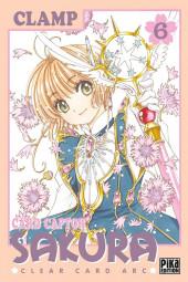 Card Captor Sakura - Clear Card Arc -6- Tome 6