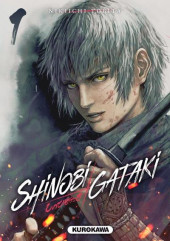 Shinobi gataki -1- Tome 1