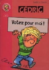 Cédric (Bibliothèque rose) -101430- Votez pour moi !