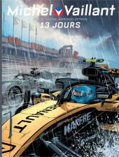 Michel Vaillant - Nouvelle saison -8Pub- 13 jours