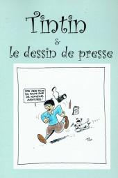 (AUT) Hergé - Tintin & le dessin de presse