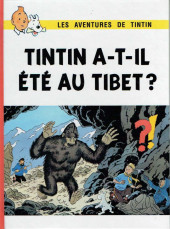(AUT) Hergé -162a- Tintin a-t-il été au Tibet ?