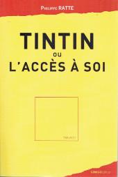 (AUT) Hergé - Tintin ou l'accès à soi