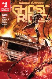 Ghost Rider : Four on the floor Vol 8 (Marvel - 2017) -1- (sans titre)