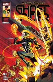 Ghost Rider : Four on the floor Vol 8 (Marvel - 2017) -3- (sans titre)