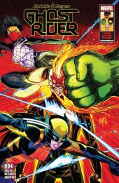 Ghost Rider : Four on the floor Vol 8 (Marvel - 2017) -4- (sans titre)