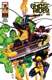 Ghost Rider : Four on the floor Vol 8 (Marvel - 2017) -5- (sans titre)