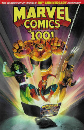 Marvel Comics - Marvel Comics #1001