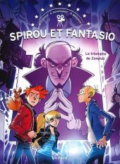 Spirou et Fantasio (Une aventure de.../Le Spirou de...) -HS3HC- Le triomphe de Zorglub