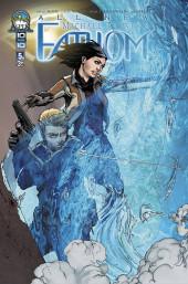 Michael Turner's Fathom Vol.5 (Aspen comics - 2013) -5A- Friends in cold places