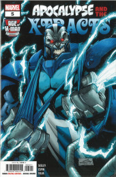 Age of X-Man: Apocalypse & The X-Tracts -5- Part 5