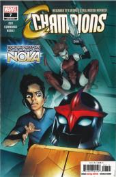 Champions Vol.3 (Marvel comics - 2019) -7- Break and Enter