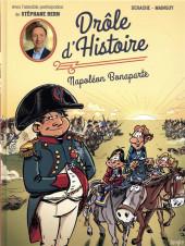 Drôle d'histoire (Duvigan/Derache) - Drôle d'histoire - Napoléon Bonaparte