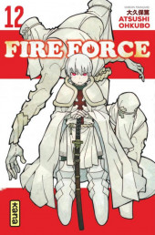 Fire Force -12- Tome 12