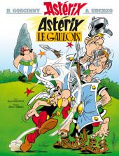 Astérix (Hachette) -1d2015- Astérix le Gaulois