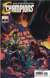 Champions Vol.3 (Marvel comics - 2019) -9- While You Were Away