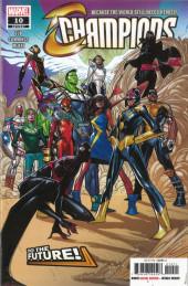 Champions Vol.3 (Marvel comics - 2019) -10- The Road Ahead