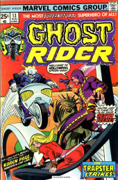 Ghost Rider Vol.2 (Marvel comics - 1973) -13- You've Got a Second Chance, Johnny Blaze!
