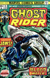 Ghost Rider Vol.2 (Marvel comics - 1973) -16- Blood in the Waters