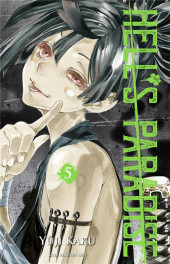 Hell's paradise -5- Tome 5