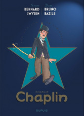 Les Étoiles de l'histoire -1- Charlie Chaplin