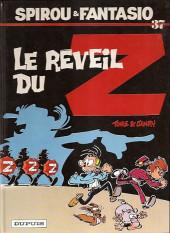 Spirou et Fantasio -37a1989- Le réveil du Z