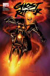 Ghost Rider Vol 6 (Marvel - 2006) -1- Vicious Cycle (Part I of IV)
