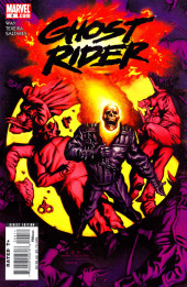 Ghost Rider Vol 6 (Marvel - 2006) -4- Vicious Cycle (Part 4)