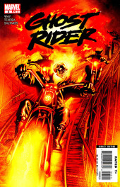 Ghost Rider Vol 6 (Marvel - 2006) -5- The Day Johnny Came Home