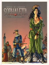 Sophaletta -7- Pour sauver Lioubov