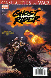 Ghost Rider Vol 6 (Marvel - 2006) -8- The Legend of Sleepy Hollow, Illinois Part 1