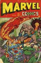 Marvel Mystery Comics (Timely - 1939) -62- (sans titre)