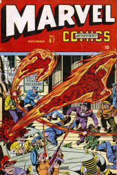Marvel Mystery Comics (Timely - 1939) -67- (sans titre)