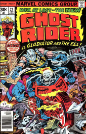 Ghost Rider Vol.2 (Marvel comics - 1973) -21- Deathplay!