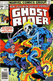 Ghost Rider Vol.2 (Marvel comics - 1973) -29- Deadly Pawn!